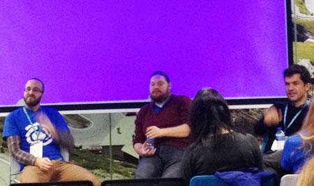 wcedin 2015 discussion panel